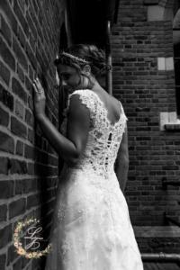 Weddingdress details